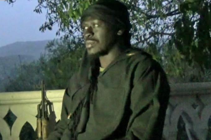 le Sénégalais à papiers français Omar 'Omsen' Diabi