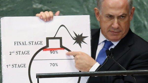 Nucléaire iranien: selon le MOSSAD, Netanyahou a menti sciemment à l'ONU