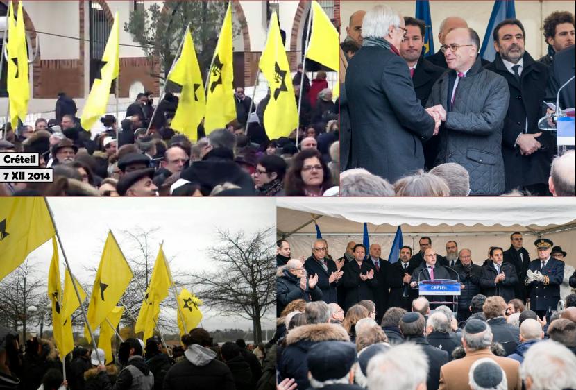 L'antisémitisme « cause nationale » : leur République chaque jour plus aux ordres de Sion