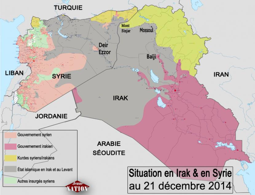 Pax Americana : Irak, Syrie, Afghanistan : 2014, année meurtrière