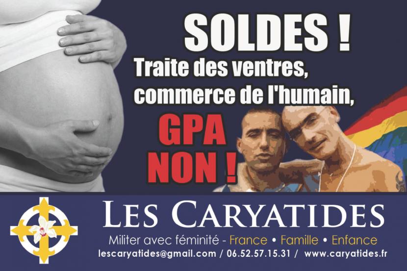 Être humain à vendre