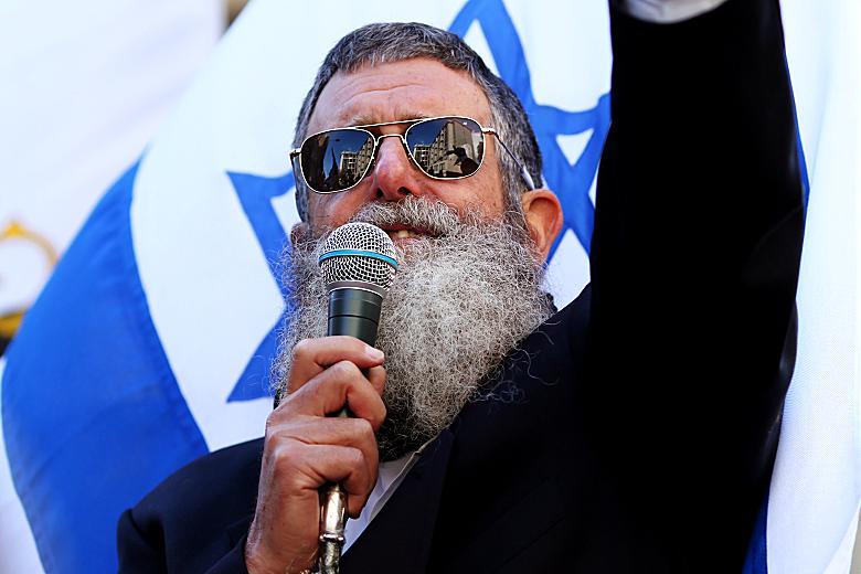 La vérité du rabbin raciste juif Nachum Shifren sur la Synagogue
