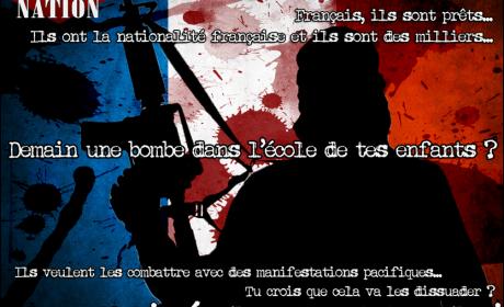"""L'ancien """"identitaire"""" et frontiste Claude Hermant, époux d'une islamiste africaine, aurait vendu des armes à Coulibaly"""