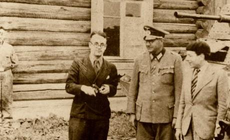 Sur le front de l'Est avec la Légion française (par Robert Brasillach)