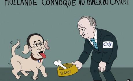 Les «Français de souche» stars de la semaine grâce à François Hollande