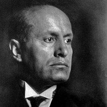 Benito Mussolini – Sainteté et héroïsme