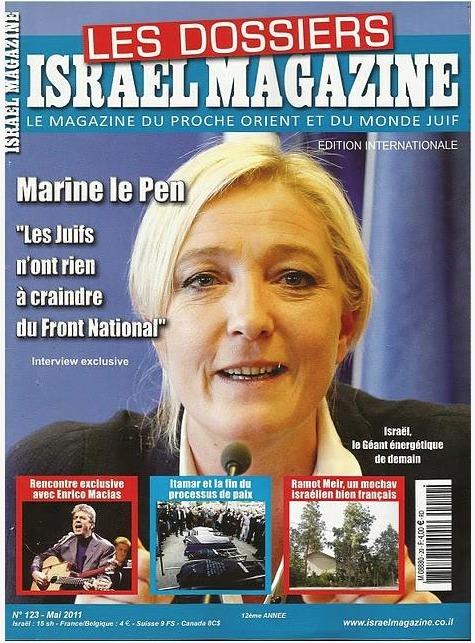 CRIFJ et Marine Le Pen: entre l'amour et la haine