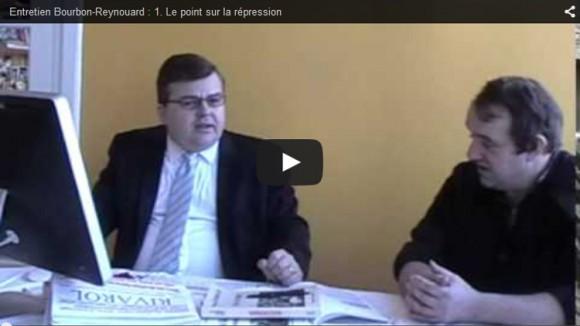 Entretien de Vincent Reynouard et Fabrice Jérôme Bourbon