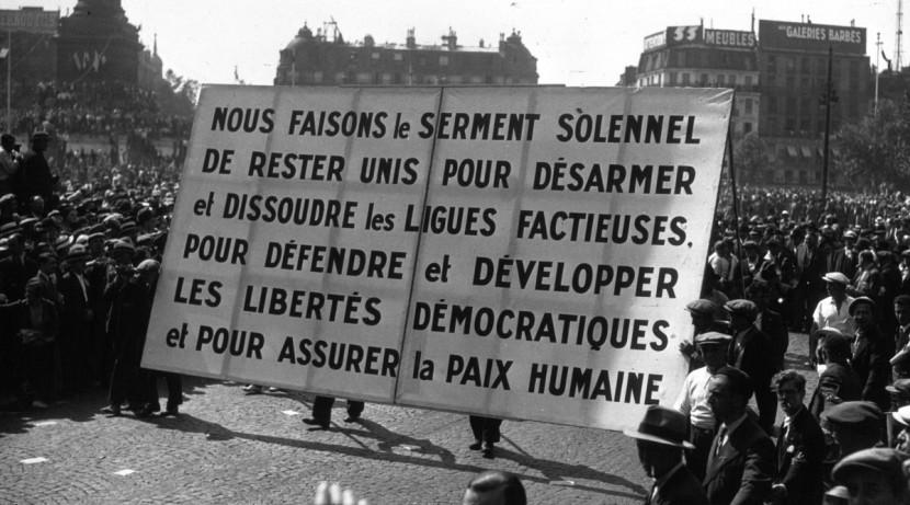 Le PS rêve (à nouveau) de l'unité dans l'antifascisme