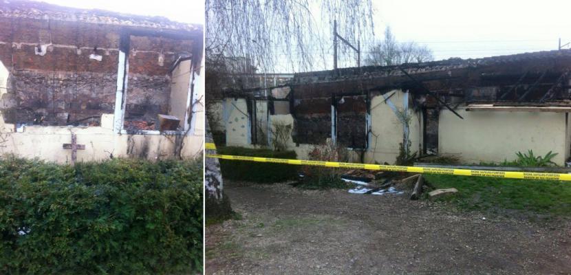Pendant que l'armée garde les synagogues, lachapelle d'un collège incendiée à Lyon