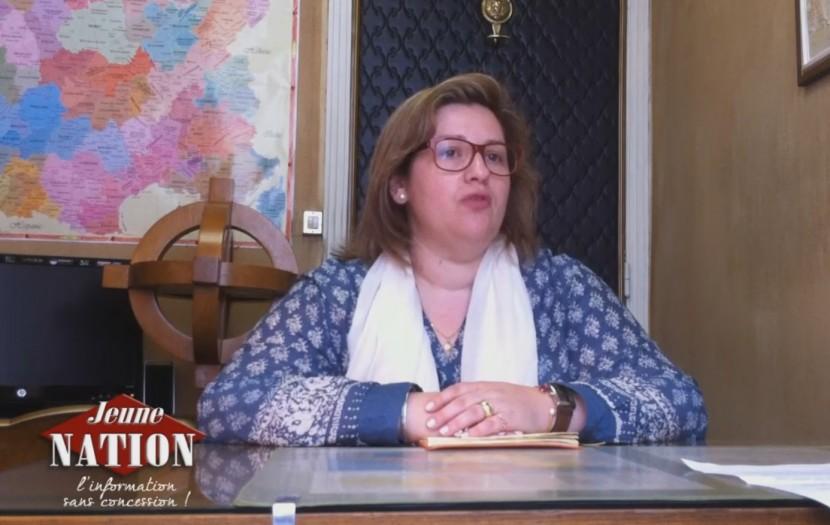 Entretien avec Irène Pappa d'Aube dorée