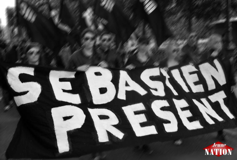 L'hommage à Sébastien Deyzieu