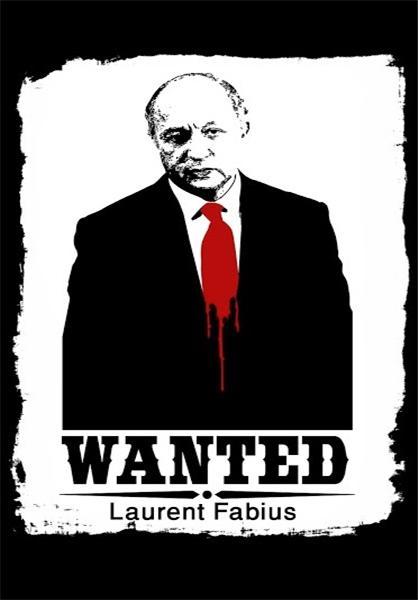En Iran, violents propos anti-européens à l'occasion du voyage du ministre juif Fabius