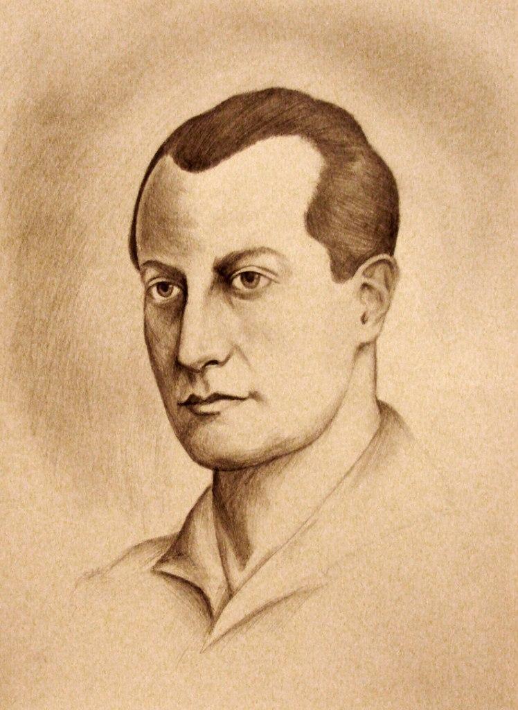 Le fondateur de la Phalange (par Antonio Medrano)