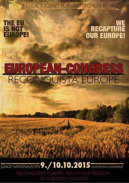 Congrès Européen – Reconquista Europe