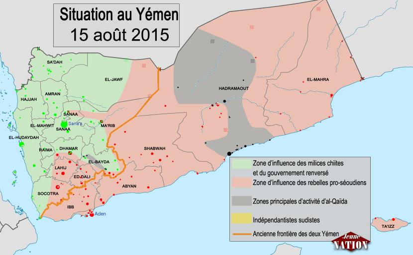 Les troupes d'invasion séoudiennes et émiraties poursuivent leur conquête du Yémen du Sud