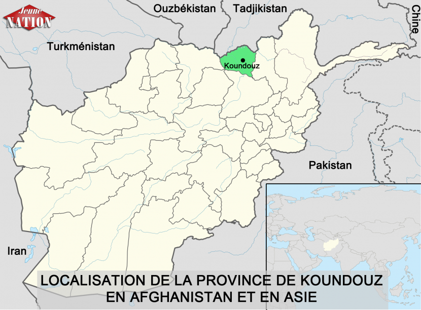 Poursuite des combats à Koundouz et engagement de troupes occidentales: un officiel annonce que la reconquête de la ville