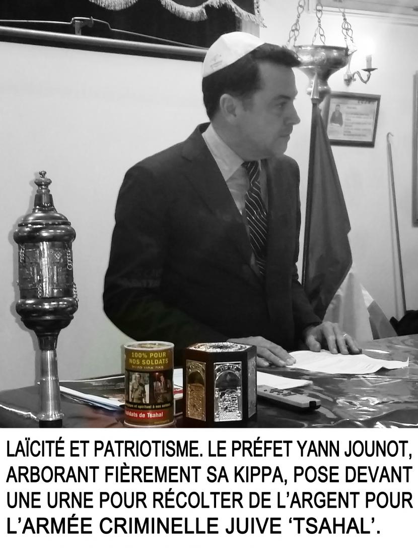 Quand le préfet des Hauts-de-Seine refuse de révoquer le corrompu juif Balkany