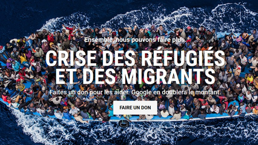 Google toujours plus en pointe pour l'invasion (et surtout l'autopromotion)