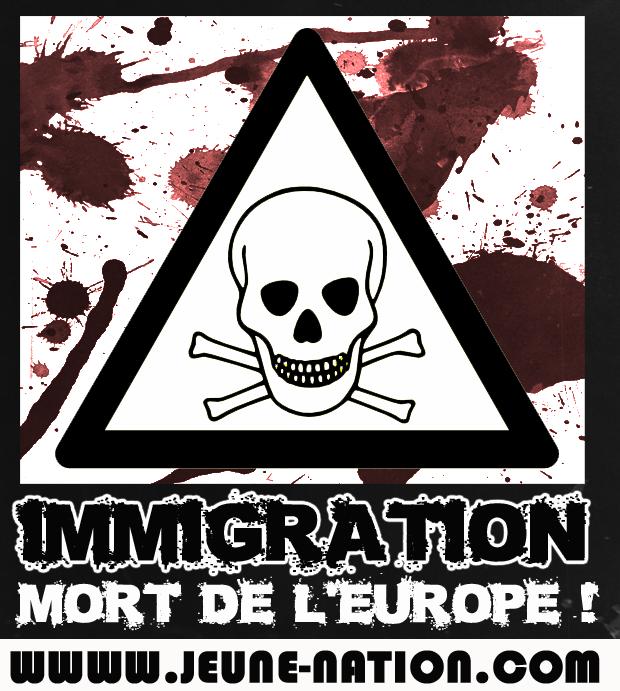 "Les ""migrants"" : purs produits de la manipulation politicomédiatique!"