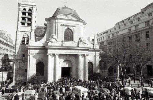 27 février 1977 : occupation–libération de Saint-Nicolas-du-Chardonnet
