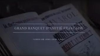 65 ans de Rivarol – Vidéo de bienvenue au Grand Banquet par Jérôme BOURBON
