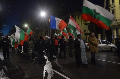 Compte-rendu de la marche 2016 pour le général Lukov