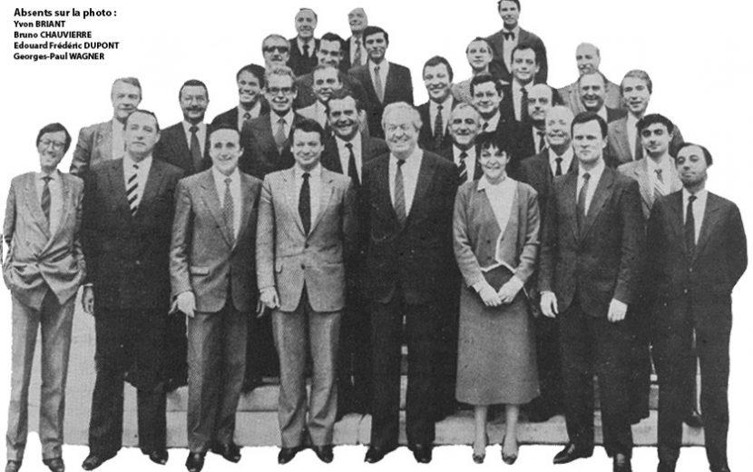 16 mars 1986 : Jean-Marie Le Pen fait élire 35 députés « Rassemblement National » à l'Assemblée Nationale
