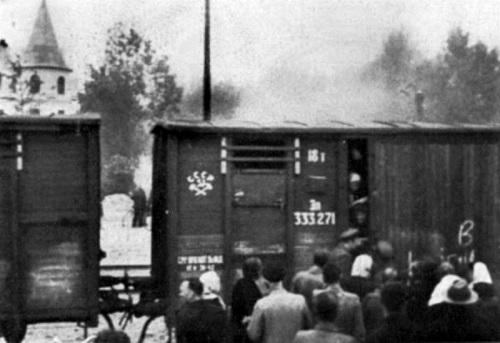 25 – 29 mars 1949 : déportation massive des Baltes vers la Sibérie