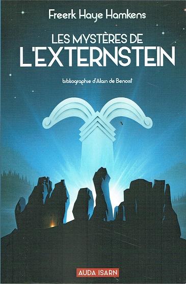Nouveauté : Les Mystères de l'Externstein – Freek Haye Hamkens
