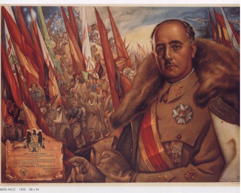 1er avril 1939 : Fin de la guerre d'Espagne, victoire de la croisade anti-bolchevique !