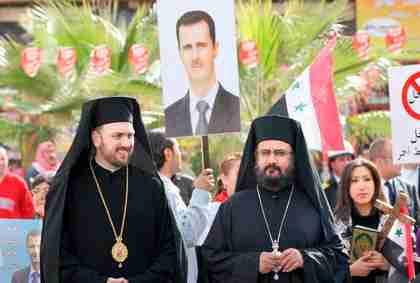 Discours de Georges Dumont à la 4e fête des Patriotes : la SYRIE: UN ETAT NATIONALISTE  EXEMPLAIRE