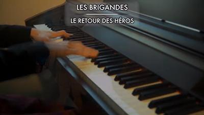 Les Brigandes – Le retour des Héros