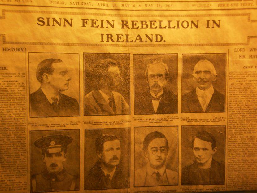 17 mars 1902 : fondation du Sinn Féin