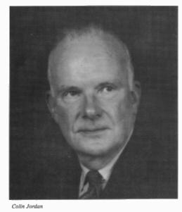 Colin Jordan     19 juin 1923   –   9 avril 2009