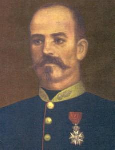 30 avril 1863 : mort au feu du capitaine Jean Danjou à Camerone