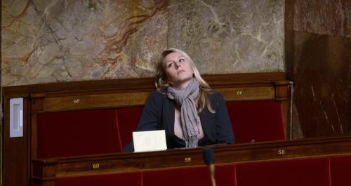 Marion Maréchal-Le Pen « saoulée par les valeurs de la République »