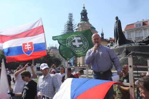 Marian Kotleva réclame une minute de silence pour Mgr Jozef Tiso