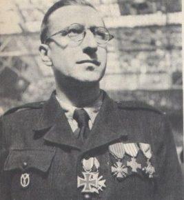 20 avril 1948 : assassinat de Jean Bassompierre par les usurpateurs gaullistes