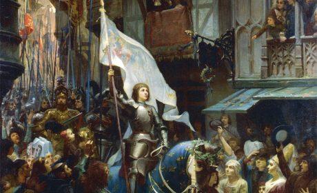 29 avril 1429 : Jeanne d'Arc entre dans Orléans