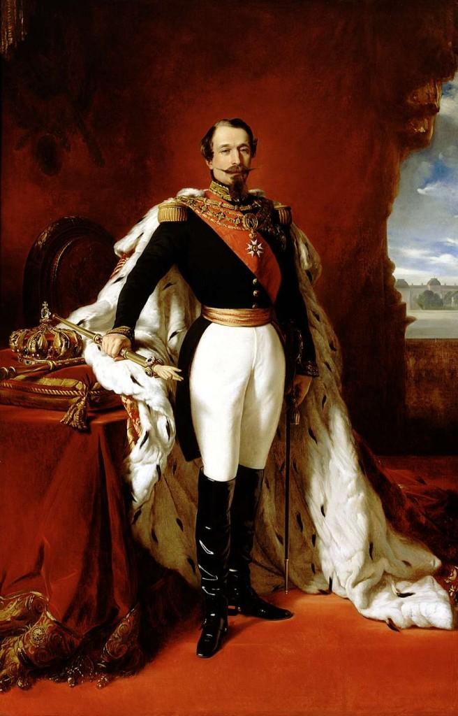 2 décembre 1851 : Napoléon III met fin à la Deuxième république et restaure l'Empire