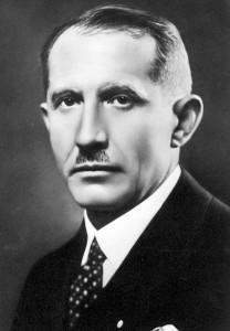23 mai 1938 : Assassinat d'Evhen Konovalets par le NKVD