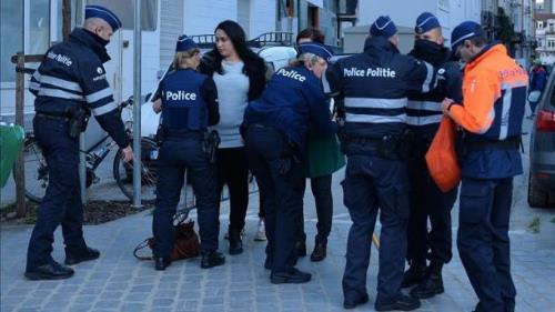 Belgique : la police d'Anvers « trop blanche »