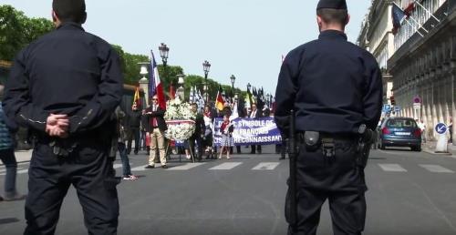 Reportage : les nationalistes fêtent Jeanne d'Arc – 8 mai 2016