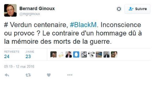 Verdun 2016 : des évêques se réjouissent de la déprogrammation de « Black M »