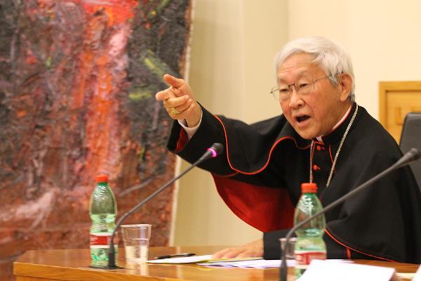 Vives critiques du cardinal Zen sur la ligne du pape à l'égard de la Chine