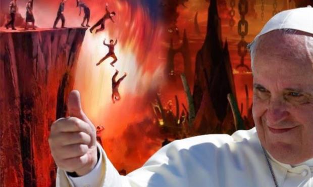 Rome : François en pleine apostasie