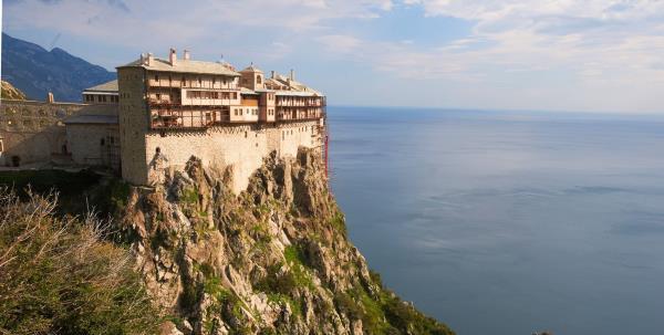 Mont Athos, la république des moines