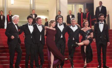 L'art dégénéré à son paroxysme au festival de Cannes