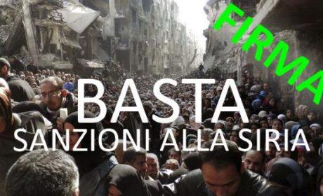 Syrie : des évêques demandent la fin des sanctions européennes